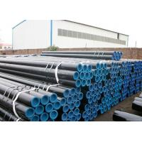 China AISI 4130 Alloy Steel Cold Drawn Seamless Tube 0.1-20mm With Black Painting on sale