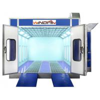 Car Maintenance, Painting, Auto Spray Booth With Exhaust fan and intake fan WD-20 Manufactures