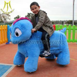 Hansel happy animals ride animal ride plush motorized animals Manufactures