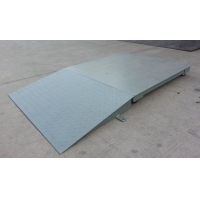 Buy cheap Checker Plate Platform scale 1200×1500mm 3 Tons 5t  Floor Weighing Scales from wholesalers