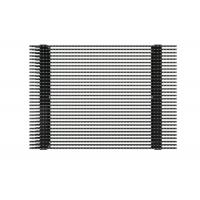Buy cheap DMX512 Control Outdoor LED Video Wall Panels / P16 Flexible LED Video Curtain For Stadium from wholesalers