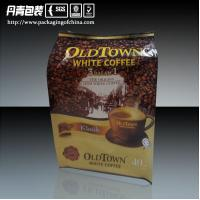 Quality Eco Friendly Packaging Coffee Bags With Window / Foil Gusseted Coffee Bags for sale