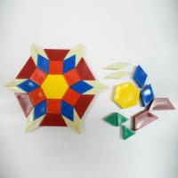 Buy cheap Pattern Blocks, Blocks, Teaching Aid, Teaching Resouces, Learning Resouces, Educational Toys, Educational Resouces from wholesalers