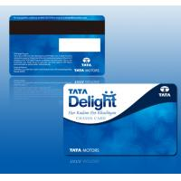 Wholesale high quality pvc gift card from china suppliers