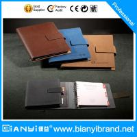 Buy cheap Ring binder loose leaf notebook from wholesalers