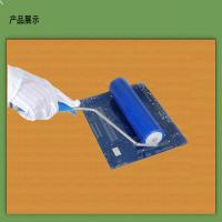 Buy cheap PE Cleanroom Tacky Sticky Silicon washable lint Roller Particle Remover from wholesalers