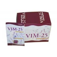 Wholesale Vim-25 Fast-Acting Natural Male Sex Enhancement Pills With All Herbal For Health Care from china suppliers