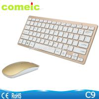 Wholesale 78 Keys Keyboard Mouse Combo Support IOS / Android / Windows System from china suppliers