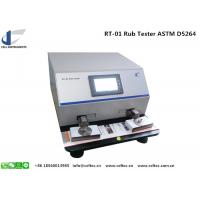 Buy cheap ASTM D5264 printing ink coloring fastness Testing Equipment  Ink Abrasion Tester for packaging from wholesalers