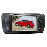 Buy cheap Double din android 4.4 in car gps navigation system for volkswagen seat lbiza 2013 from wholesalers