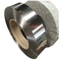 Buy cheap JIS AISI Cold Rolled 0.9Mm Stainless Steel Strip Coil from wholesalers