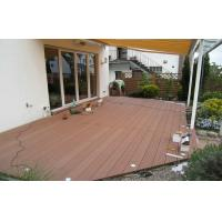 Buy cheap Durable WPC Decking Flooring , Engineered WPC Decking Lumber Board from wholesalers