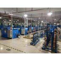 Buy cheap Electrical Control Wire Twisting Machine / Low Noise Wire Extruder Machine product