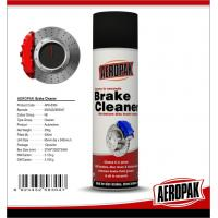 Buy cheap 450ml Safety Professional Car Cleaning Products , Car Brake Cleaner For ABS Brakes from wholesalers