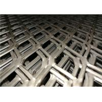 Buy cheap Small Hole Diamond Expanded Metal Mesh 0.3mm-10mm Hang Thickness from wholesalers
