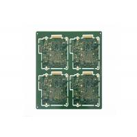 Buy cheap Customized High Density Interconnect Pcb , 14 Layer Fr4 Circuit Board from wholesalers