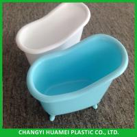 Plastic Mini Bathtub Shape Container Wholesaler Of Item