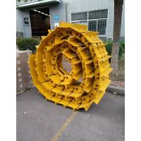 Buy cheap kOMATSU bulldozer  D155a-1 track shoe assembly from China factory from wholesalers