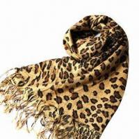 Buy cheap Animal's Imitate Cashmere Scarf for Promotional Gifts from wholesalers