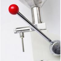 China Ss Manual Filling Machine / Shampoo Lotion Cream Yoghourt Honey Paste Filling Machine for sale