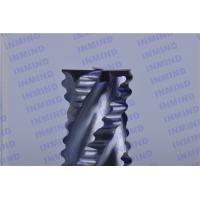 Buy cheap AlTiN Coated Milling Machine Tool Bits , Middle Speed Aluminum Cutting End Mills from wholesalers
