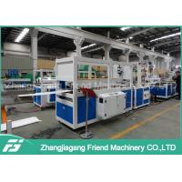 Buy cheap Pvc Ceiling Panel Making Machine , Pvc Ceiling Production Line Easy Operation from wholesalers