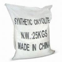 Buy cheap Cryolite with Metal Surface Treatment, Used for Fireworks from wholesalers