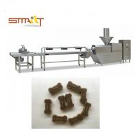 Buy cheap Cold Extrusion Pet Food Extruder Machine / Jerky Treat Forming Machine from wholesalers