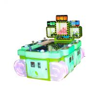 Buy cheap 5 Players Excavator Redemption Game Machine Coin Operated For Game Center from wholesalers