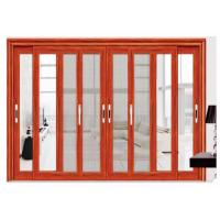 Buy cheap Interior Aluminum Sliding Glass Doors , Acoustic Laminated Glass Windows from wholesalers