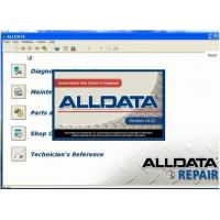 Buy cheap 750GB External HDD Professional Automotive Diagnostic Software Alldata 10.53 /  3.38 from wholesalers
