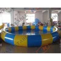Indoor Inflatable Swimming Pools with 0.55mm plato pvc tarpaulin Manufactures
