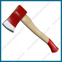 Buy cheap axe with wood handle, hatchet with wood handle, ash handle axe, hickory handle axe from wholesalers