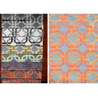 Buy cheap JD 164 Geometrical Design Polyester Velvet Fabric For Home Textiles / Sofa from wholesalers