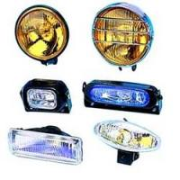Buy cheap automotive marchal led clear Halogen fog lights yellow revolving from wholesalers
