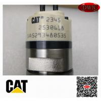 Buy cheap Caterpillar 253-0618 2530618 Diesel Engine Injector Nozzle C15 C18 Fuel Injector For Excavator Spare from wholesalers