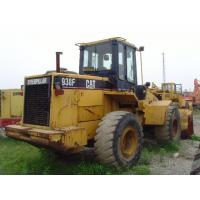 Buy cheap Used original CAT 983F WHEEL LOADER FOR SALE from wholesalers