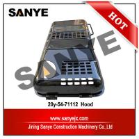 Buy cheap Made in China komatsu PC220-8 engine hood 20Y-54-71112 product