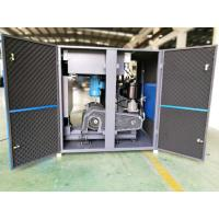 Buy cheap Commercial High Pressure Screw Air Compressor Unique Driving Guard System from wholesalers