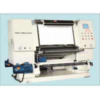 Buy cheap Slitter Rewinding Machine, Automatic Inspecting Machine With Hydraulic Pressure Lifter product