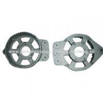 Aluminum die casting parts,Die-casting aluminum, mechanical finishing, die-casting alloy, die