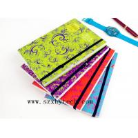 Buy cheap stamping PU leather notebook product