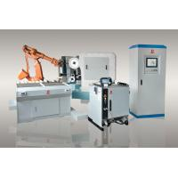 Buy cheap Automatic Robotic Grinding Cell , Robotic Deburring Machine For Hardware Fitting from wholesalers