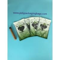 Buy cheap Cigarettes Cigar Humidor Bag Plastic Cigar packaging Bags With Window from wholesalers