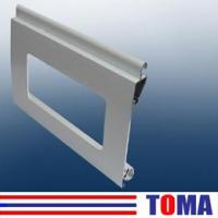 Wholesale 77mm Single Layer Roller Door Slat (TMS77B) from china suppliers