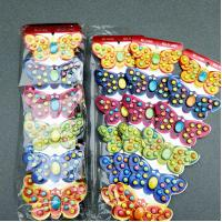 Buy cheap Butterfly Compressed Hard Candy Beautiful Butterfly Shaped 24 Months Shelf Time from wholesalers