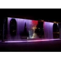 Buy cheap Wall Decorative Digital Water Curtain Fountain For Hotel Lobby Office And Home from wholesalers