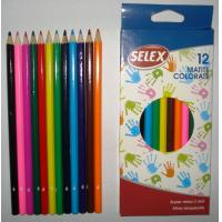 Buy cheap 12 Colored Pencils with Color Box from wholesalers