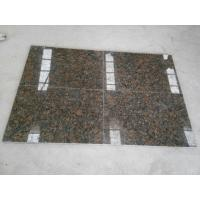 Hot sales New Cheapest Baltic Dark Brown Granite slabs or tiles Manufactures