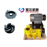 Buy cheap Energy Saving Mining Slurry Pump Pneumatic Trash Pump Anti - Abrasive Material from wholesalers
